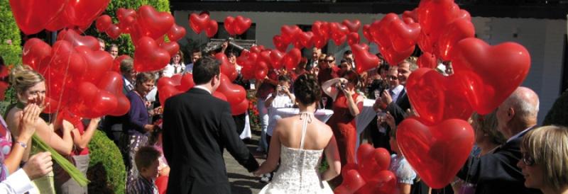 Empfang Hochzeit